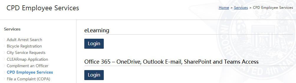CPD Webmail Login | CPD Mail Login