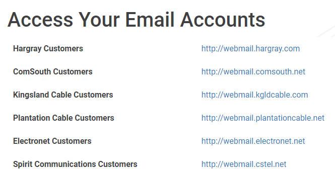 Hargray Webmail Login | Hargray Mail Login