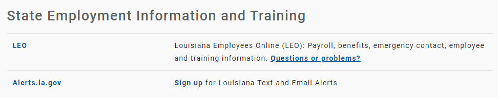 La.gov Webmail Login | La.gov Mail Login