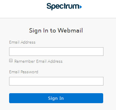 Spectrum Webmail Login | Spectrum Mail Login