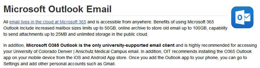 Ucdenver Webmail Login | Ucdenver Mail Login